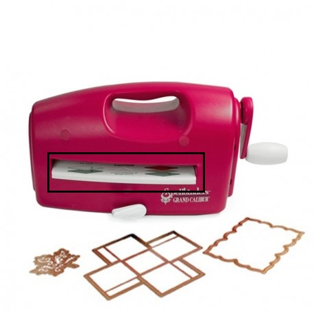 machine scrapbooking spellbinders