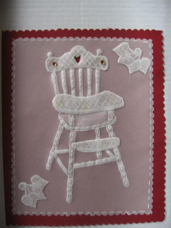 chaise d'enfant pergamano