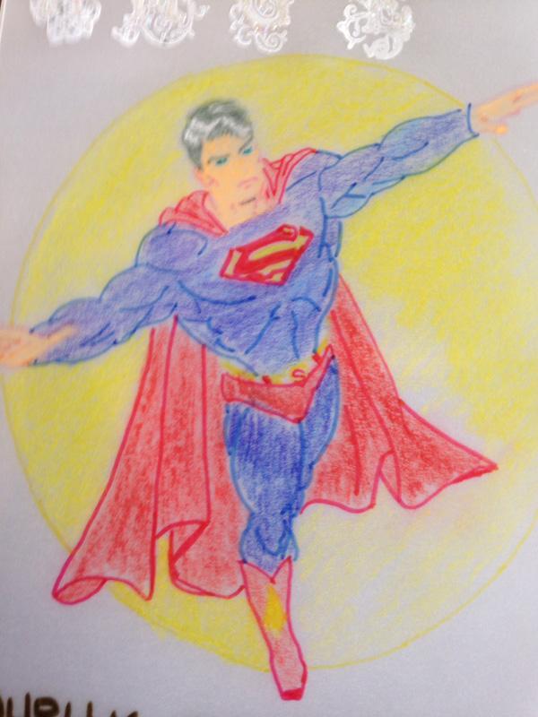 superman pergamano