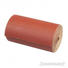 Rouleau papier abrasif grain fin 180