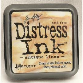 Encre distress Ranger Tim Holtz antique linen