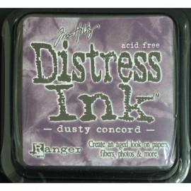 Encre distress Ranger Tim Holtz dusty concord