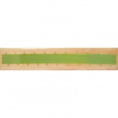 Tampon bois frise 10x1.5cm