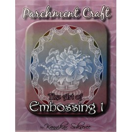 DVD Parchment craft The Art of embossing 1 de Kannikar Sukseree