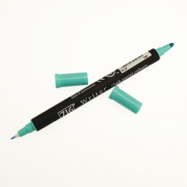 Feutre Zig pointe ronde chalk bleu pastel