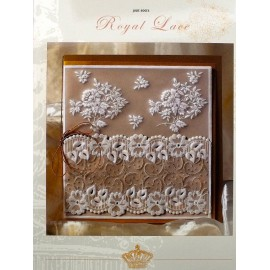Livre Parchemin Craft Dentelle royale in Parchment Craft de Julie Roces