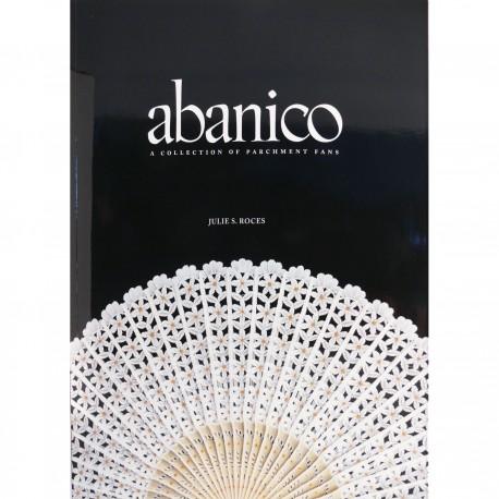 Livre Parchemin Craft Abanico de Julie Roces modele d'éventails