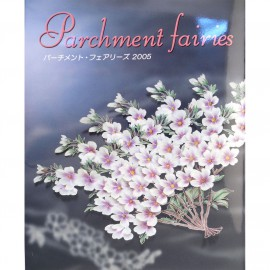 Livre Parchemin Craft Parchment Fairies 2005