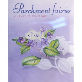 Livre Parchemin Craft Parchment Fairies 2006