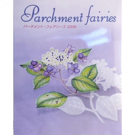 Livre Parchemin Craft Parchment Fairies 2006