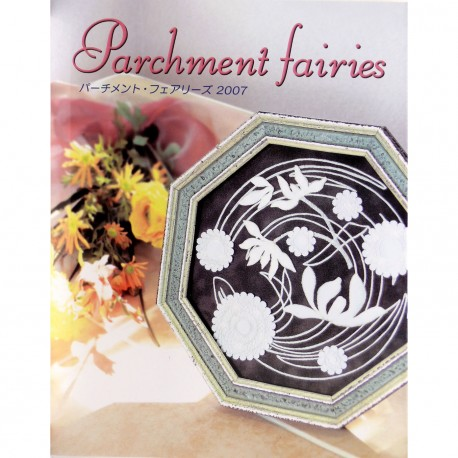 Livre Parchemin Craft Parchment Fairies 2007