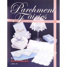 Livre Parchemin Craft Parchment Fairies 2008
