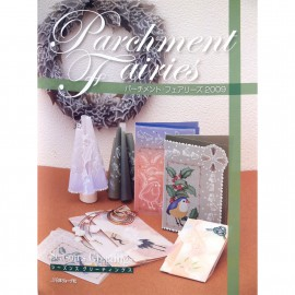 Livre Parchemin Craft Parchment Fairies 2009