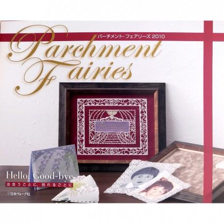 Livre Parchemin Craft Parchment Fairies 2010