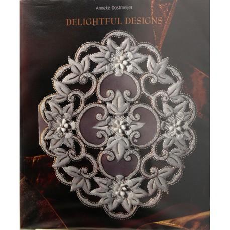 Livre Pergamano delightful designs de Anneke Oostmeijer - 97441