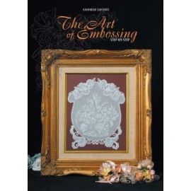 Livre Pergamano the art of embossing de Kannikar Sukseree - 97451