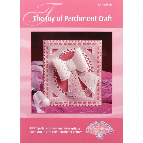 Livre Pergamano the Joy of Parchment Craft -97381-