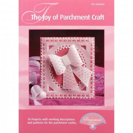 Livre Pergamano the Joy of Parchment Craft -97381-