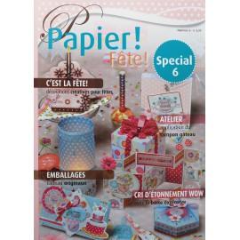 Pergamano Magazine papier ! fete ! spécial n° 6 -81064- 000019/1026