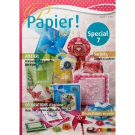 Pergamano Magazine papier ! L'été special n° 7 -81074-