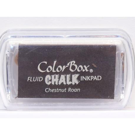 chalk encre séchage rapide - chesnut roan - CL71203