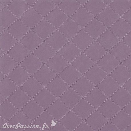 Papier simili diamond parme 50x70cm