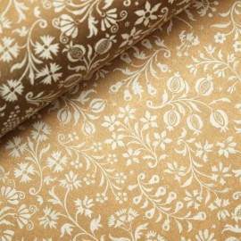Papier tassotti motifs fleurs sauvages 50x70cm 7128