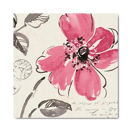 Carte Postale 14x14 cm Pela Studio windy I