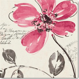 Carte Postale 14x14 cm Pela Studio windy II