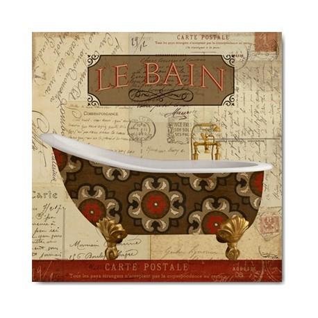 carte postale encadrement pela studio postcards bath i. Black Bedroom Furniture Sets. Home Design Ideas