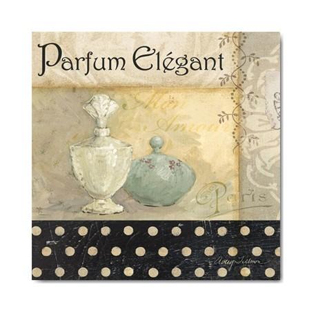 carte postale encadrement avery tillmon parfum elegant ii. Black Bedroom Furniture Sets. Home Design Ideas