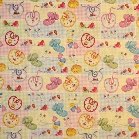 Papier tassotti motifs accessoires layette nouveau né 50x70cm 331