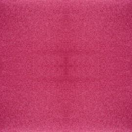 papier scrapbooking poudre de paillettes rose fuschia