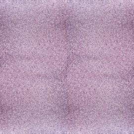 papier scrapbooking poudre de paillettes lilas