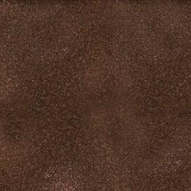 papier scrapbooking poudre de paillettes brun foncé