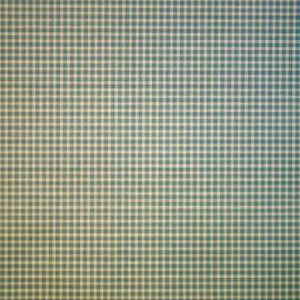 Papier tassotti motifs carreau vichy bleu 50x70cm 584