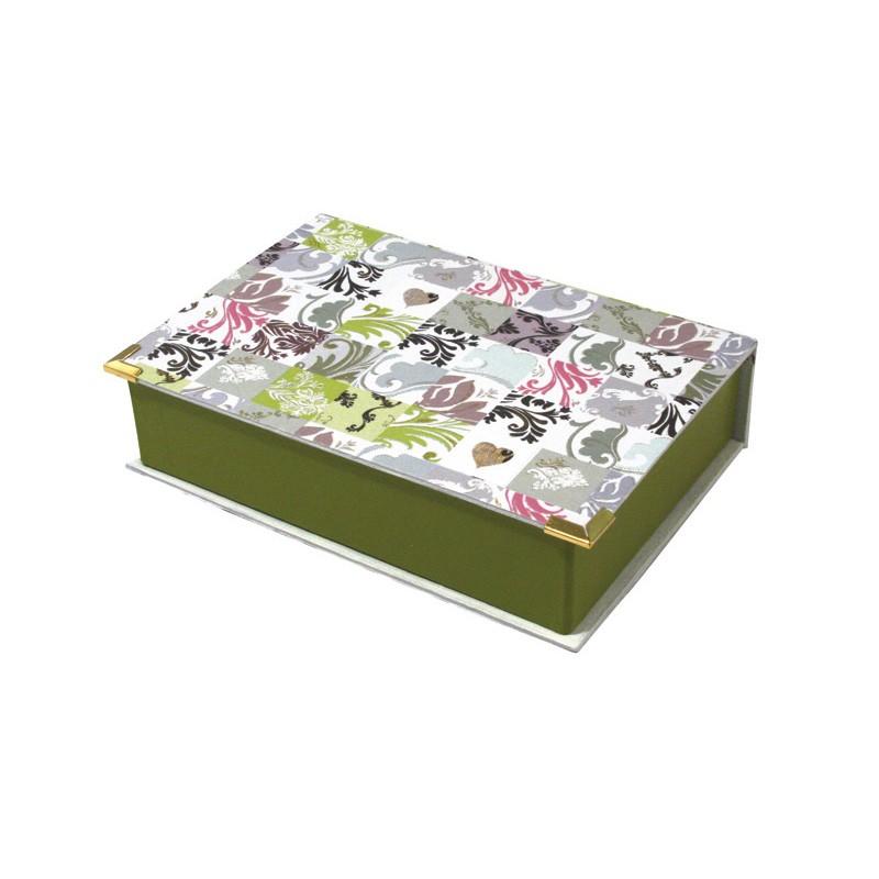 objet brut boite rectangulaire avec abattant achat vente. Black Bedroom Furniture Sets. Home Design Ideas