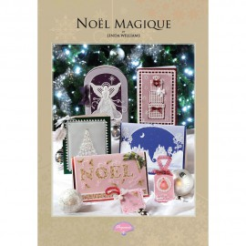 Livre Parchemin Noël Magique de Linda Williams 97654