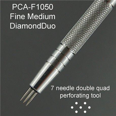 ParchCraft Australia outil de perforation fin moyen double diamant