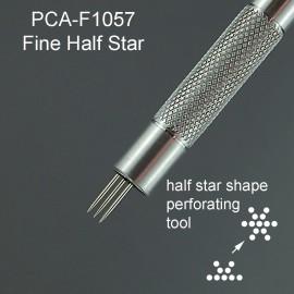 ParchCraft Australia outil de perforation fin demi étoile
