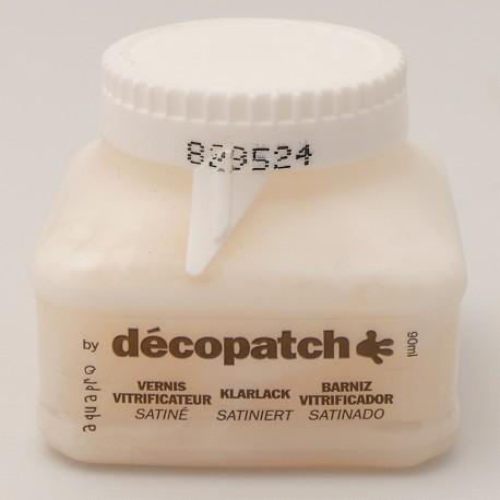vernis vitrificateur décopatch 90 ml