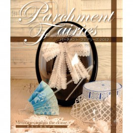 Livre Parchemin Craft Parchment Fairies 2012