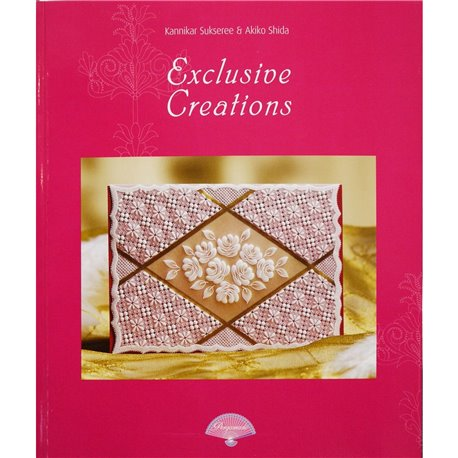 Livre Pergamano Exclusive Creations de Kannikar Sukseree 97051