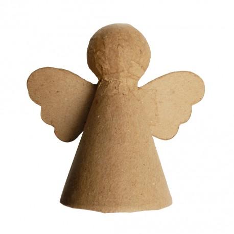 ange en décopatch de 30 cm de hauteur