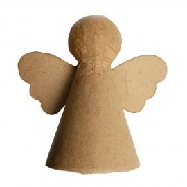 ange en décopatch de 47 cm de hauteur