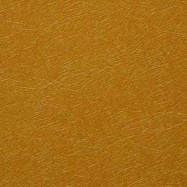 Papier simili cuir zafiro moutarde