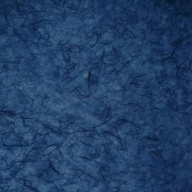 Papier murier silk 50x65cm bleu 45