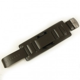 Montre Stamps bracelet de montre Jack Rough gris