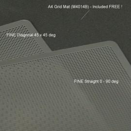 ParchCraft Australia grille droite et diagonale fine