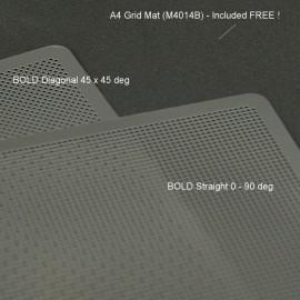 ParchCraft Australia grille droite et diagonale large